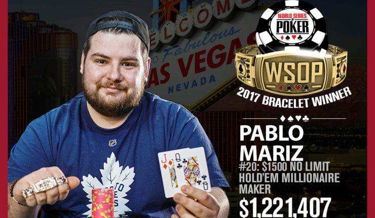 2018 world series poker winner